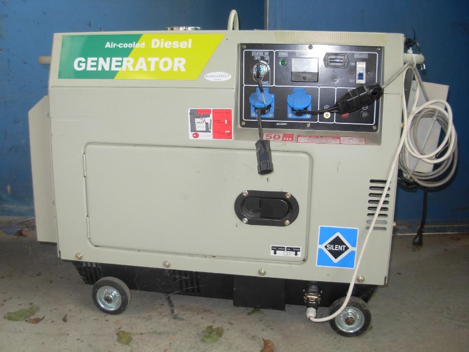 il meglio di potere generatori di corrente usati da privati